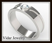Roi Avidar - Amazing 14k White Gold...