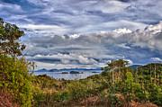 Fototrav Print - Amazing cloudscape on Coron island Philippines