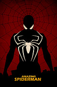 Amazing Spiderman Print by FHTdesigns