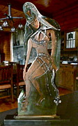 Warrior Sculptures - Amazon by Janet Rutkowski