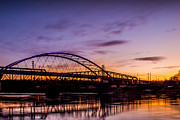 Mark McDaniel - Amelia Bridge Sunset