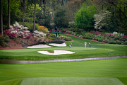 Mark Sanderson - Amen Corner Golf Augusta