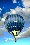 Balloon Aircraft Framed Prints - America Framed Print by Robert Bales