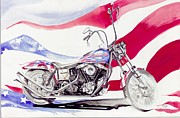 American School Originals - America The Beautiful by Jim Burris