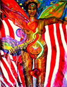 Metamorphosis Originals - American Dream Metamorphosis by Shaktima Brien