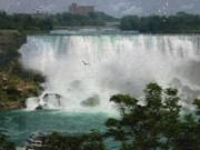 Lianne Schneider - American Falls - Niagara