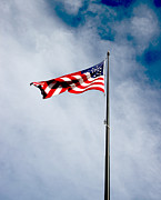 Russell Pedri - American Flag Flying...