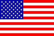 American Flag Print by Tommy Hammarsten