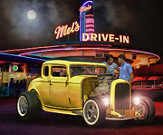 Rat Rod Studios - American Graffiti 40...