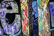 American Graffiti Print by Terry Rowe