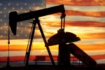 Energy Prints - American Oil  Print by James Bo Insogna