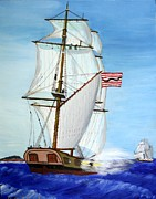 Bill Hubbard - American Privateer Phoenix War of 1812