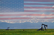 James Bo Insogna - American Rocky Mountain Front Range Oil