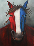 American Spirit Print by Leah Saulnier The Painting Maniac