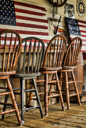 Historic Country Store Photo Prints - Americana Print by Heather Applegate
