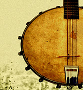 Photographs Digital Art - Americana Music by Bill Cannon