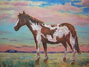Robert Stump - Americana Paint Horse