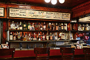 Where Prints - Americana - The Old Man Bar Print by Paul Ward