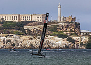 Kate Brown - Americas Cup Oracle Team and Alcatraz