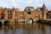 Dutch Framed Prints - Amersfoort Framed Print by Joana Kruse