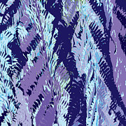 Rosie Brown - Amethyst Ferns