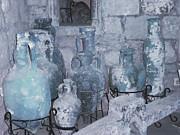 Ann Johndro-Collins - Amphora in Blue