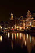 Ann Garrett - Amsterdam at Night