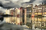 Georgi Dimitrov - Amsterdam cloudy day
