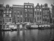 Patricia Hofmeester - Amsterdam in black and white