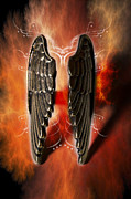 Fauna Originals - An angels wings by Tommy Hammarsten