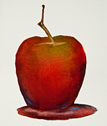 Gala Painting Framed Prints - An Apple A Day Framed Print by Jani Freimann