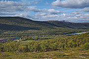 Pekka Sammallahti - An Arctic River Valley