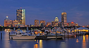 Charles River Art - An Evening on the Charles by Joann Vitali