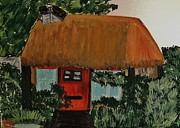 Marie Bulger - An Irish Cottage