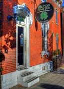 Covington Photos - An Irish Pub by Mel Steinhauer