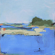 Cape Cod Paintings - An Island Made for Two by Jacquie Gouveia