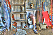 Junk Photos - An Odd Assortment by Bob Christopher