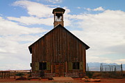 Old Barns Photo Prints - An old Barn In Southern Utah Print by Jeff  Swan