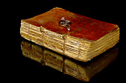 Catholic  Church Originals - An old bible by Tommy Hammarsten