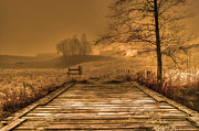 Architecture Photo Originals - An old bridge in the country by Tommy Hammarsten