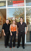 Atlanta Gift Mart Licensing Art - Anahi DeCanio Ari Hirschman and Jerry Glickman Art Miami by Anahi DeCanio
