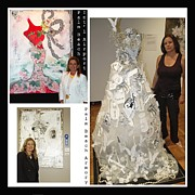 2012 Mixed Media - Anahi DeCanio award winning art by Anahi DeCanio