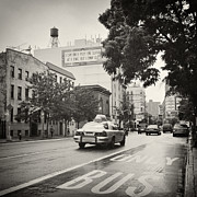 Analog Framed Prints - Analog Photography - New York East Village No.1 Framed Print by Alexander Voss