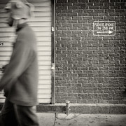 Analog Framed Prints - Analog Photography - New York East Village No.5 Framed Print by Alexander Voss