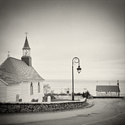 Analog Framed Prints - Analog Photography - Tadoussac Framed Print by Alexander Voss