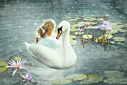 Linda Lees - Anastasiya and the Swan