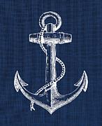 Jaime Friedman - Anchor Nautical Print