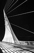 Jamie Pham - Anchored Sail - The unique Sundial Bridge in Redding California.