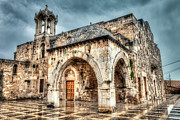 Joshua McDonough - Ancient Church in Byblos...
