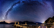 Milky Way Photos - Ancient Civilisations by Alexis Birkill